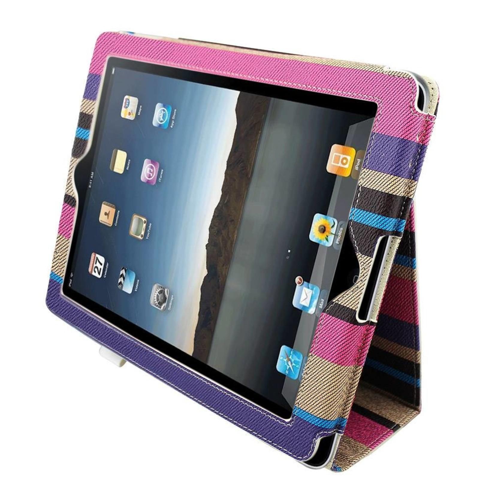 Colorfone Hoesje Business Color The new iPad (iPad 2/3/4) Rainbow #1