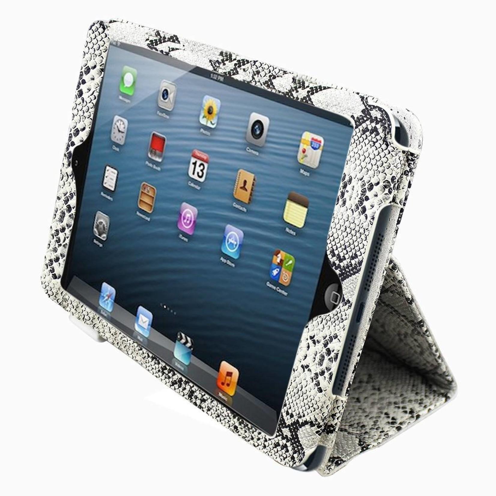 Colorfone Hoesje Business Color Apple iPad Mini/Retina (Mini 2/3) Serp Wit