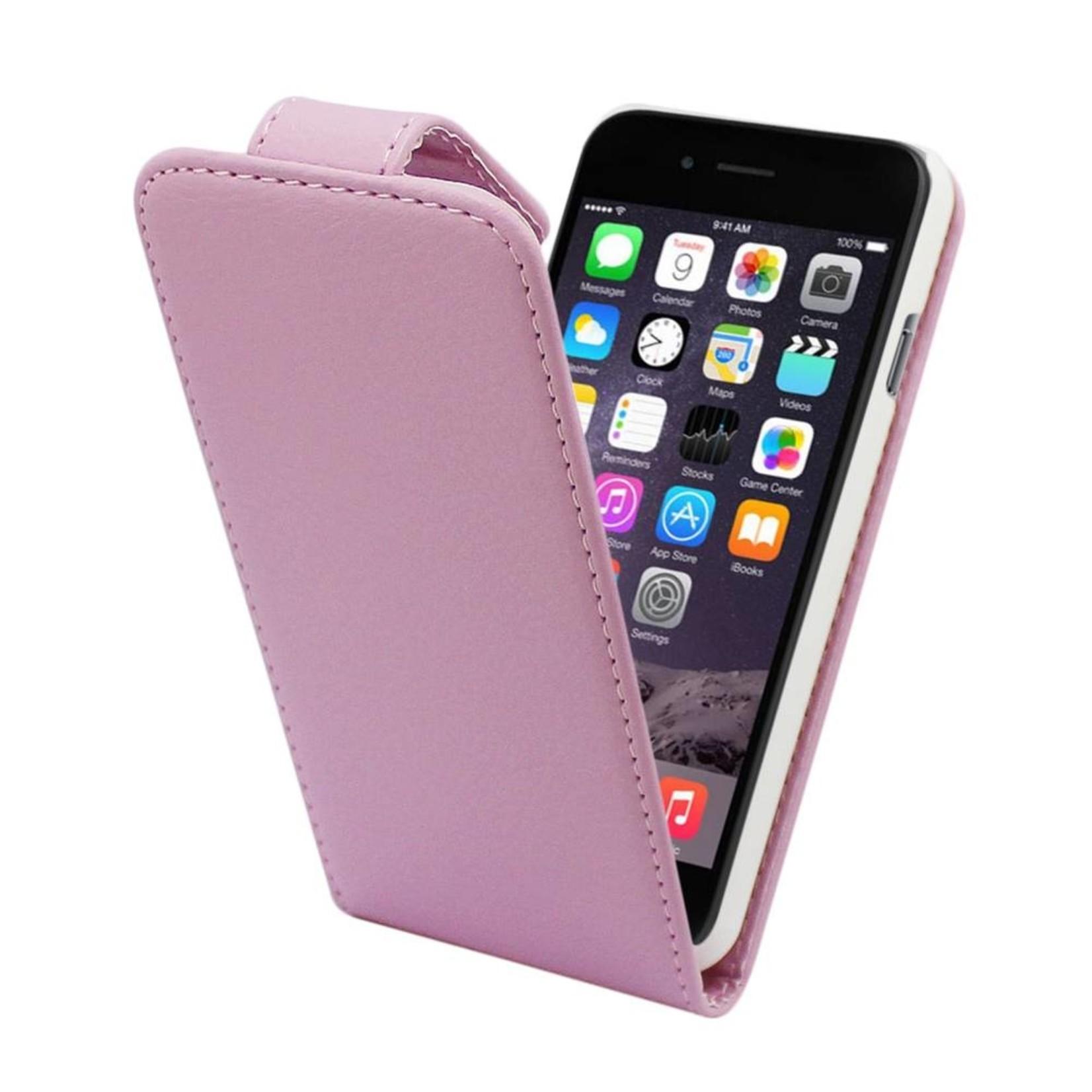 Colorfone Hoesje Business voor Apple iPhone 6 Licht Roze
