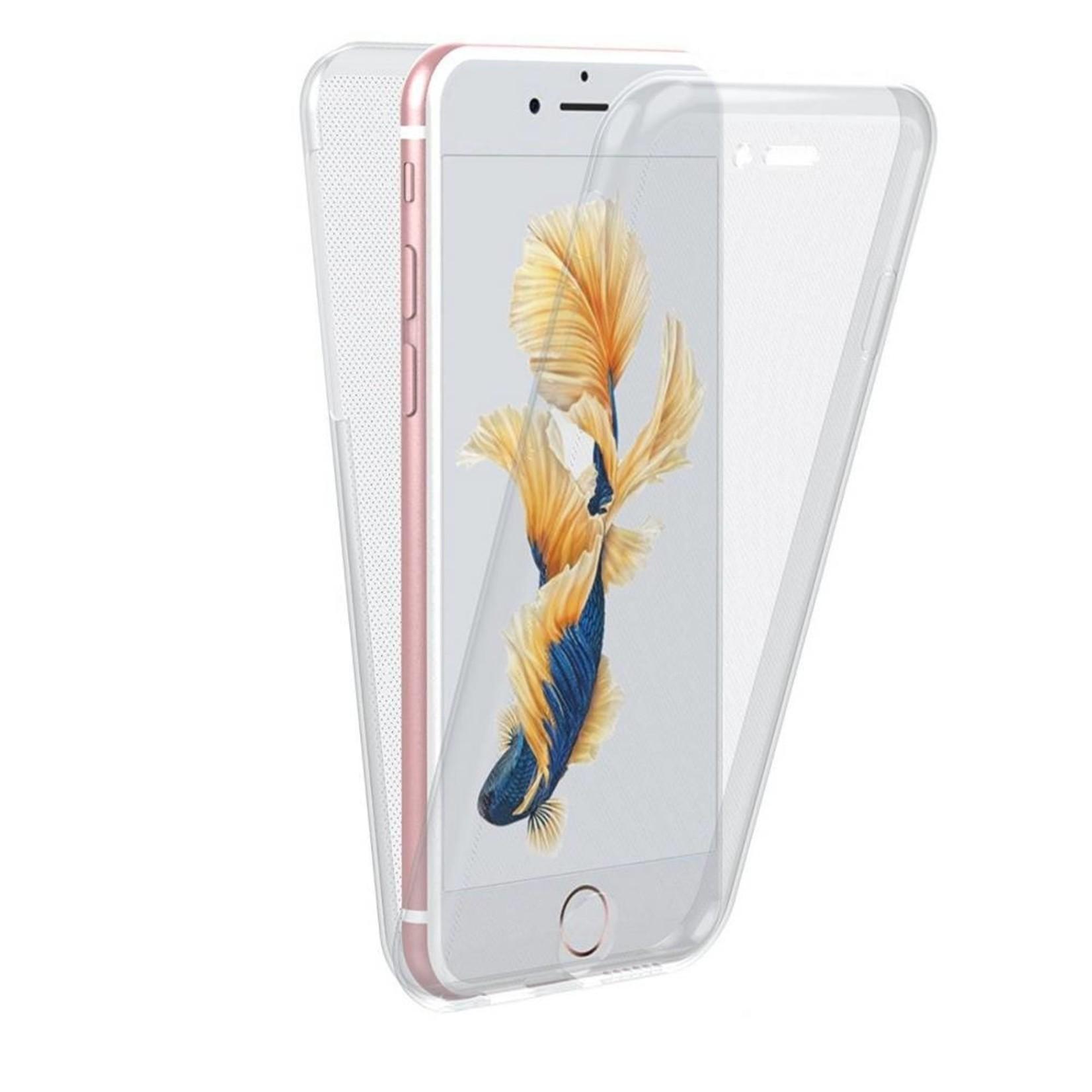 Colorfone Hoesje CoolSkin 2 Side LG G5 Transparant