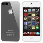 Colorfone CoolSkin3T iPhone 5C Transparant Wit