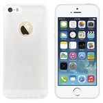 Colorfone CoolSkin3T iPhone 5/5S/SE Tr. Wit