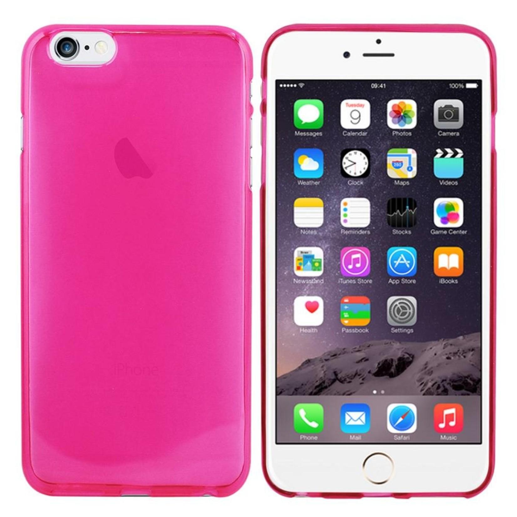 Colorfone Hoesje CoolSkin3T voor Apple iPhone 6 Plus Tr. D. Roze