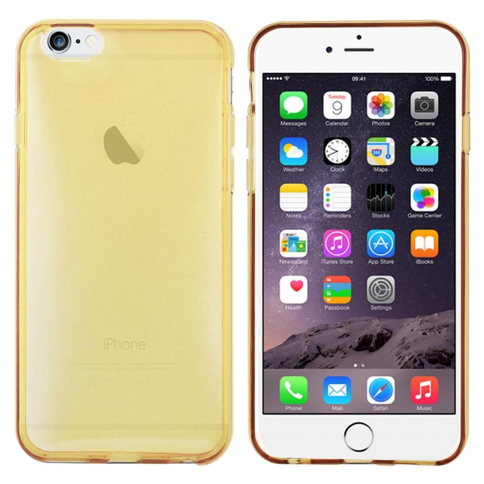 Colorfone Hoesje CoolSkin3T voor Apple iPhone 6 Plus Tr. Goud