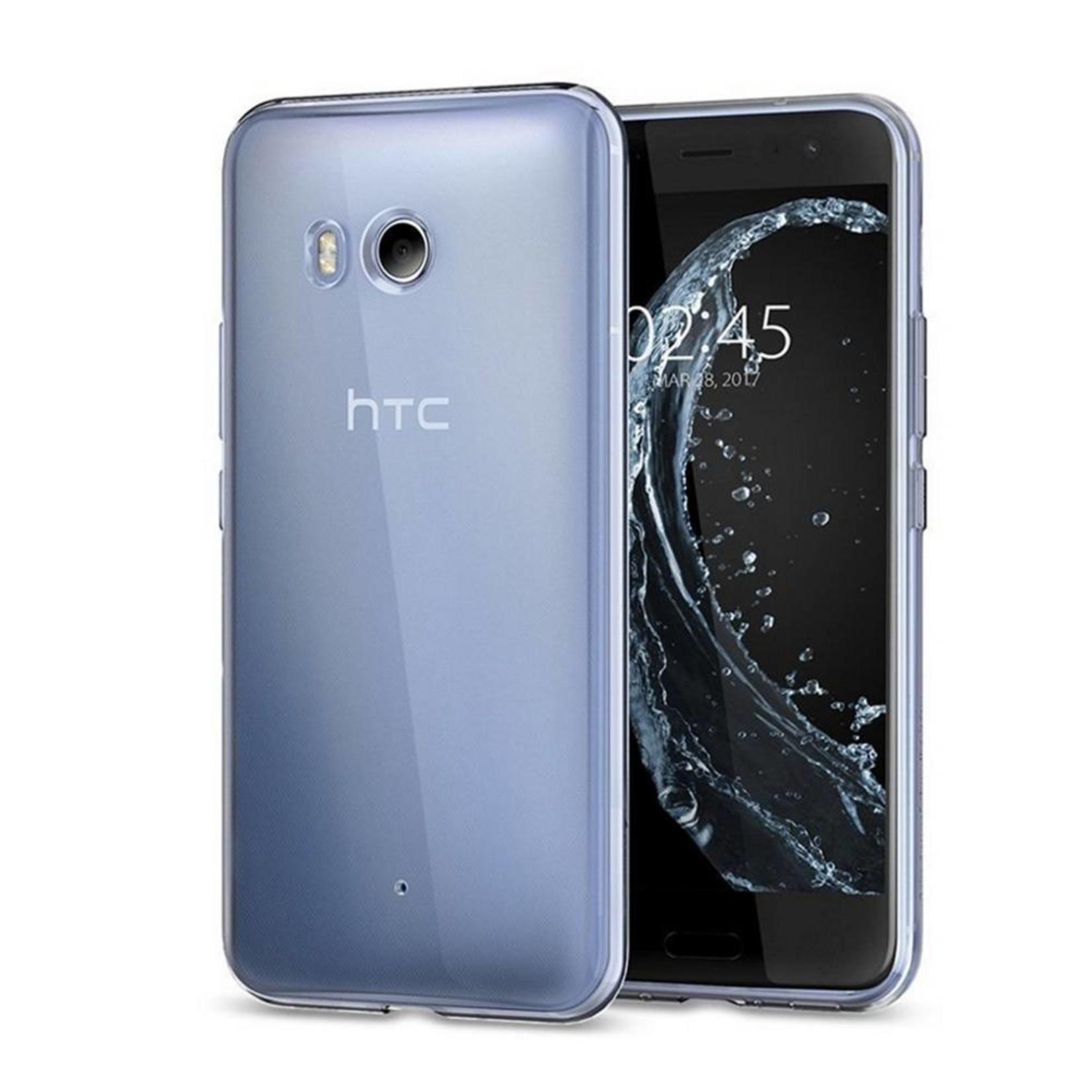 Colorfone Hoesje CoolSkin3T voor HTC U11 Tr. Wit