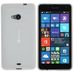 Colorfone CoolSkin3 Lumia 535 Tr. Wit