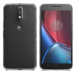 Colorfone CoolSkin3T Moto G 4 Tr. Wit