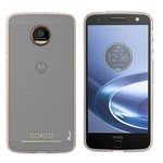 Colorfone CoolSkin3T Moto Z Force Tr. Wit