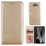 Colorfone Wallet Case Mate 10 Pro Goud