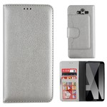 Colorfone Wallet Case Mate 10 Pro Zilver