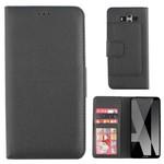 Colorfone Wallet Case Mate 10 Pro Zwart