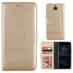 Colorfone Wallet Case Nokia 6 Goud