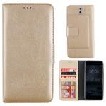 Colorfone Wallet Case Nokia 8 Goud