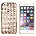 Colorfone Diamond iPhone 6/6S Goud Zwart