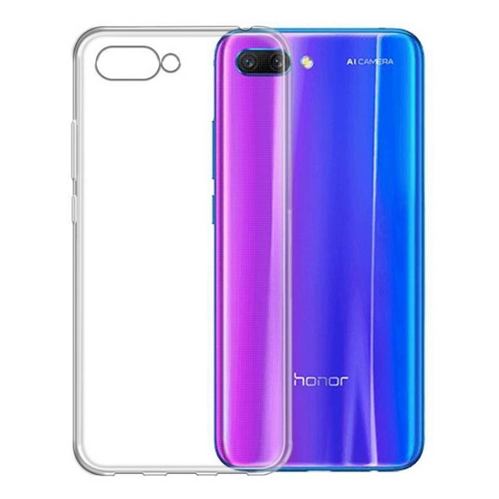 Colorfone Hoesje CoolSkin3T voor Huawei Honor 10 Tr. Wit