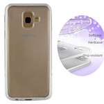 Colorfone Layer J6 2018 Zilver