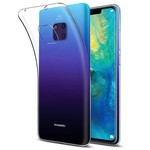 Colorfone CoolSkin3T Mate 20 Pro Transparant Wit