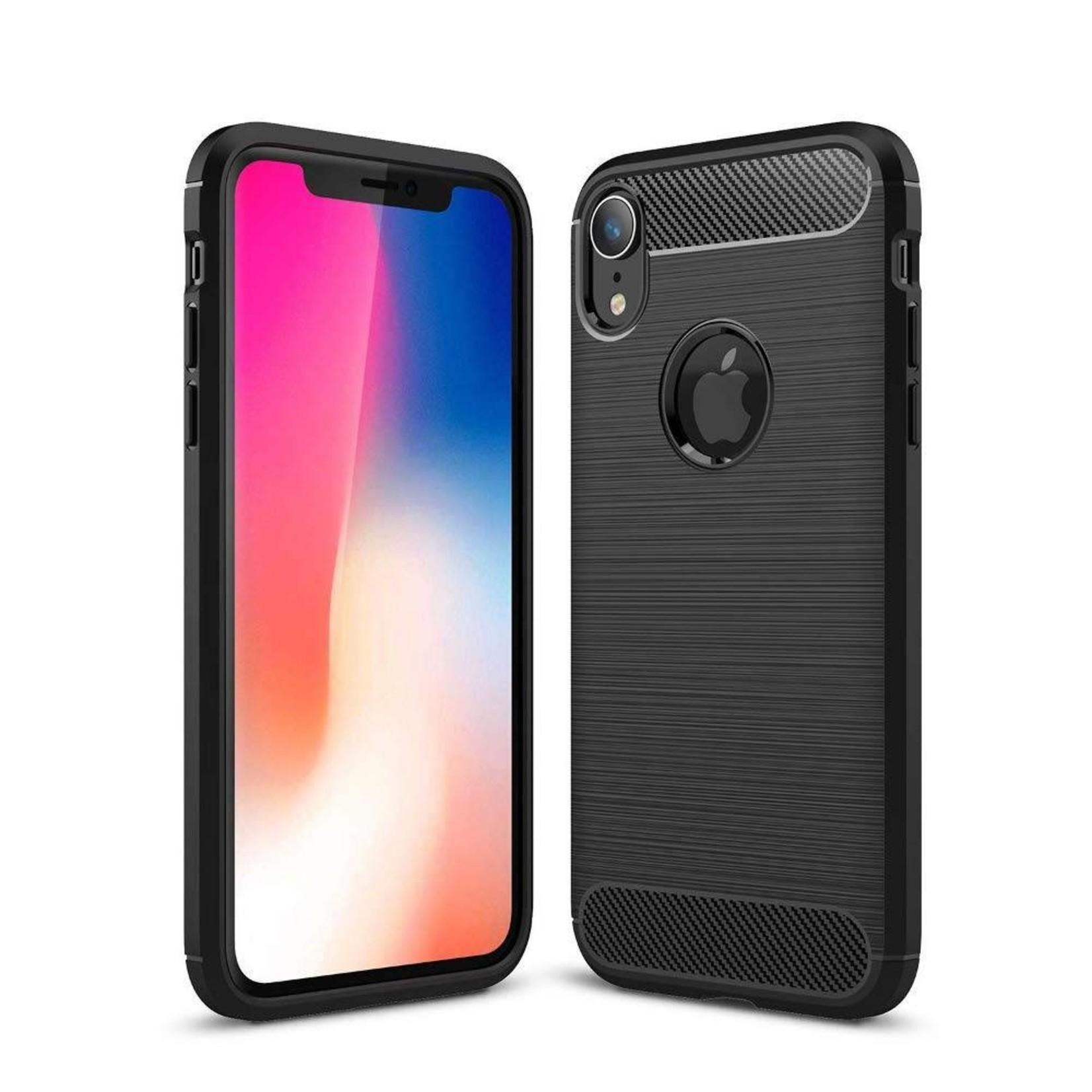 Colorfone Hoesje Armour 1 iPhone X/Xs Zwart
