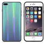 Colorfone Aurora Glass iPhone 8/7 Blauw