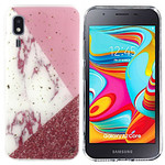 Colorfone Marble Glitter A2 Core Wit