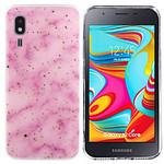 Colorfone Marble Glitter A2 Core Roze