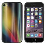 Colorfone Aurora Glass iPhone 8/7 Geel