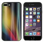 Colorfone Aurora Glass iPhone 8 Plus/7 Plus Geel