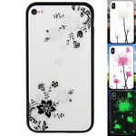 Colorfone Magic Glass iPhone 8/7 Bloem1