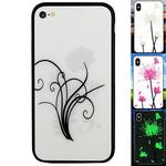 Colorfone Magic Glass iPhone 8/7 Bloem2