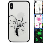 Colorfone Magic Glass iPhone X/XS Bloem2