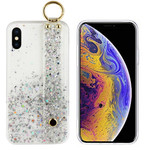 Colorfone Strap iPhone Xs Max Wit