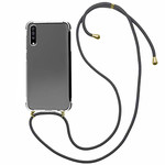 Colorfone Shockproof Koord A30S Transparant