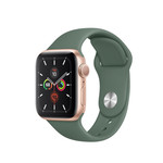Colorfone Silicon Bandje 42/44 MM Apple Watch Groen