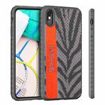Colorfone Sneaker iPhone X/XS Grijs