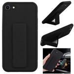Colorfone Grip iPhone 8/7/6 Zwart