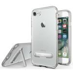 Colorfone Kickstand iPhone 8/7 Transparant Zilver