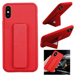 Colorfone Grip iPhone X/XS Rood
