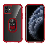 Colorfone Ring iPhone 11 (6.1) Transparant Rood