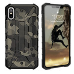 Colorfone Shockproof Army iPhone X/XS Groen