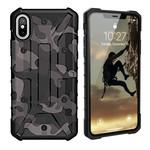 Colorfone Shockproof Army iPhone X/XS Zwart