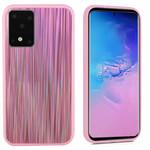 Colorfone Laser Samsung S20 Plus Roze
