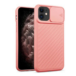 Colorfone CamShield iPhone 11 (6.1) Roze