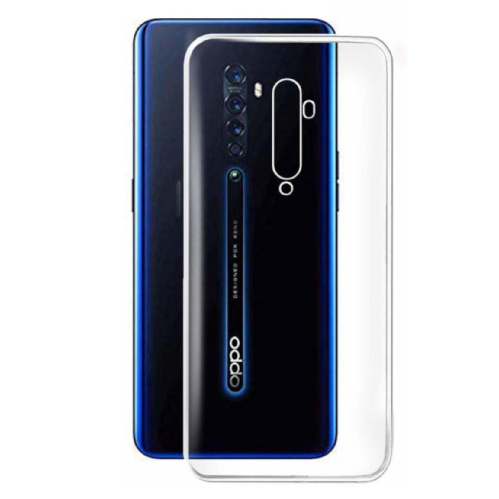 Colorfone Hoesje CoolSkin3T voor Oppo Reno 2 Tr. Wit