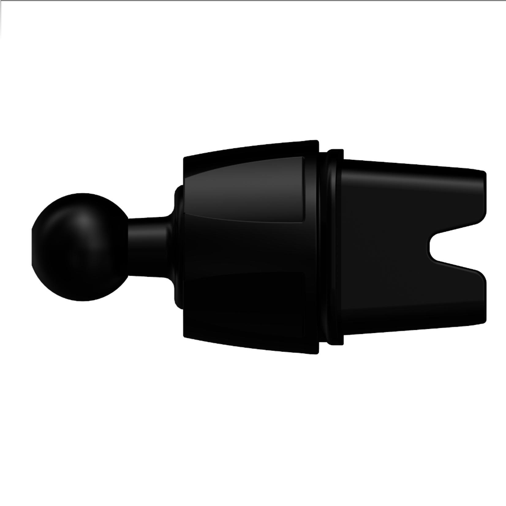 Recci Auto Houder Universeel Zwart