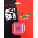 Sandisk Sandisk Memory Stick Micro M2 4 GB