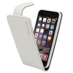 Suncia Leather6 iPhone 6/6S Klassiek Wit