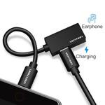 Vention Splitter USB-C /  3.5MM Headphone Jack