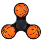 Hand Spinner Basketbal Zwart