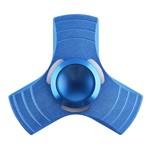 Hand Spinner Metaal Blauw