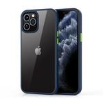 Shark Shockproof Case iPhone 12 Mini 5.4'' Blauw